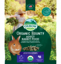 oxbow Oxbow Organic Rabbit Food 3lb