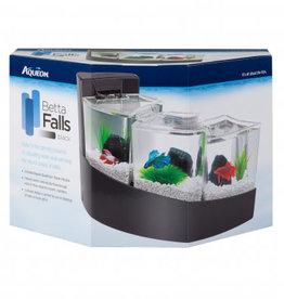 Aqueon Aqueon Betta Falls Kit - Black