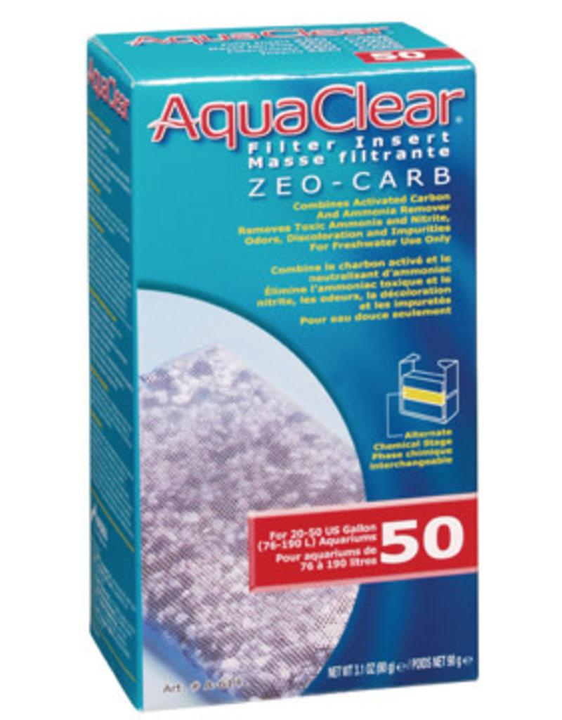 Aqua Clear AquaClear 50 Zeo-Carb Filter Insert , 90 g (3.1 oz)