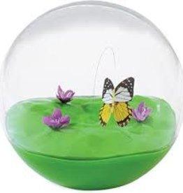 PetMate Jackson Galaxy Butterfly Ball