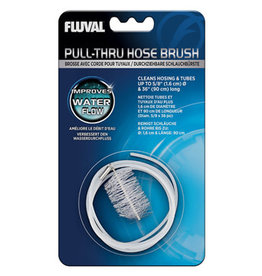 Fluval Fluval Pull-Thru Hose Brush