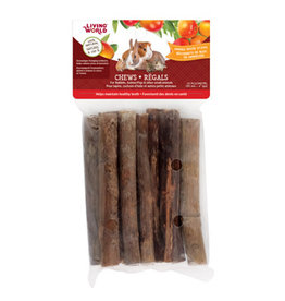 Living World Small Animal Chews - Mango Wood Sticks - 10 pieces