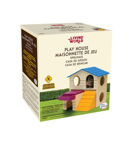 Living World Playground Play House - Large