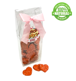Bosco and Roxy's Cookie - Bosco and Roxy's Pre-Packaged Mini Hearts 1pc.