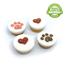 Bosco and Roxy's Cookie - Bosco and Roxy's Peanut Butter Flavoured Treat Cups 1pc.