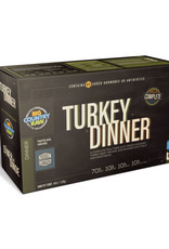 Big Country Raw Big Country Raw Turkey Dinner Carton 4lb