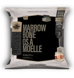 Big Country Raw Big Country Raw Beef Marrow Bone Small 2lb