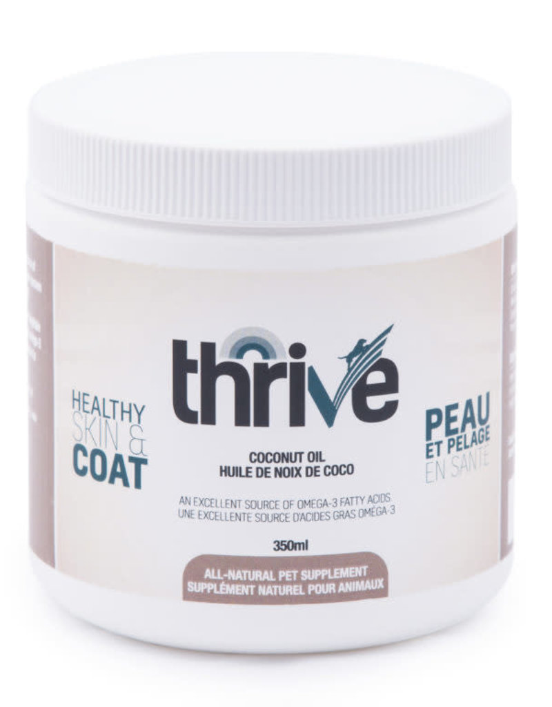Thrive Big Country Raw Thrive Coconut Oil - 350 mL