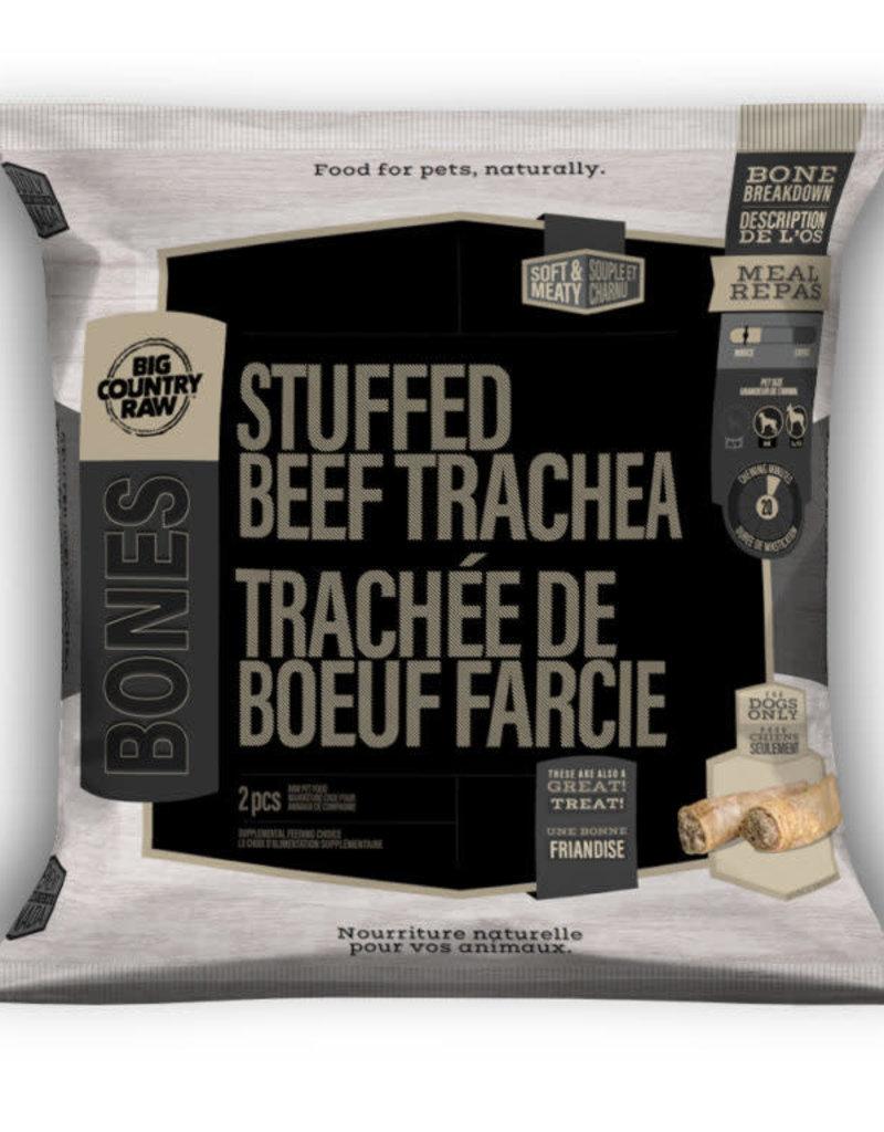 Big Country Raw Big Country Raw Stuffed Beef Tracheas - 2pc
