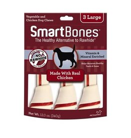 Smart Bones Smart Bones Chicken - Large 3 Pack