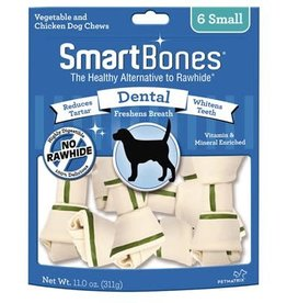 Smart Bones Smart Bones Dental - Small 6 Pack