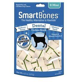 Smart Bones Smart Bones Dental - Mini 8 Pack