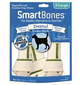 Smart Bones Smart Bones Dental - Large 3 Pack
