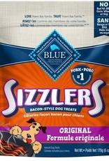 Blue Buffalo Blue Sizzlers Bacon-Style Pork Treats Original 6oz
