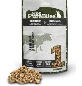 PureBites PureBites Mini Trainers Beef Liver 85gm