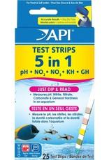 API API Test Strips 5 in 1