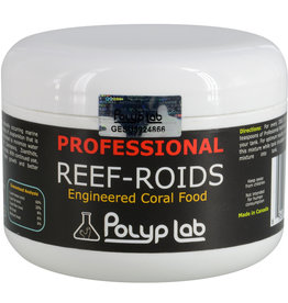 Polyplab PolypLab Reef-Roids  Engineered Coral Food - 120g (bag)