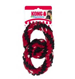 Kong Kong Signature Rope Double Ring Tug