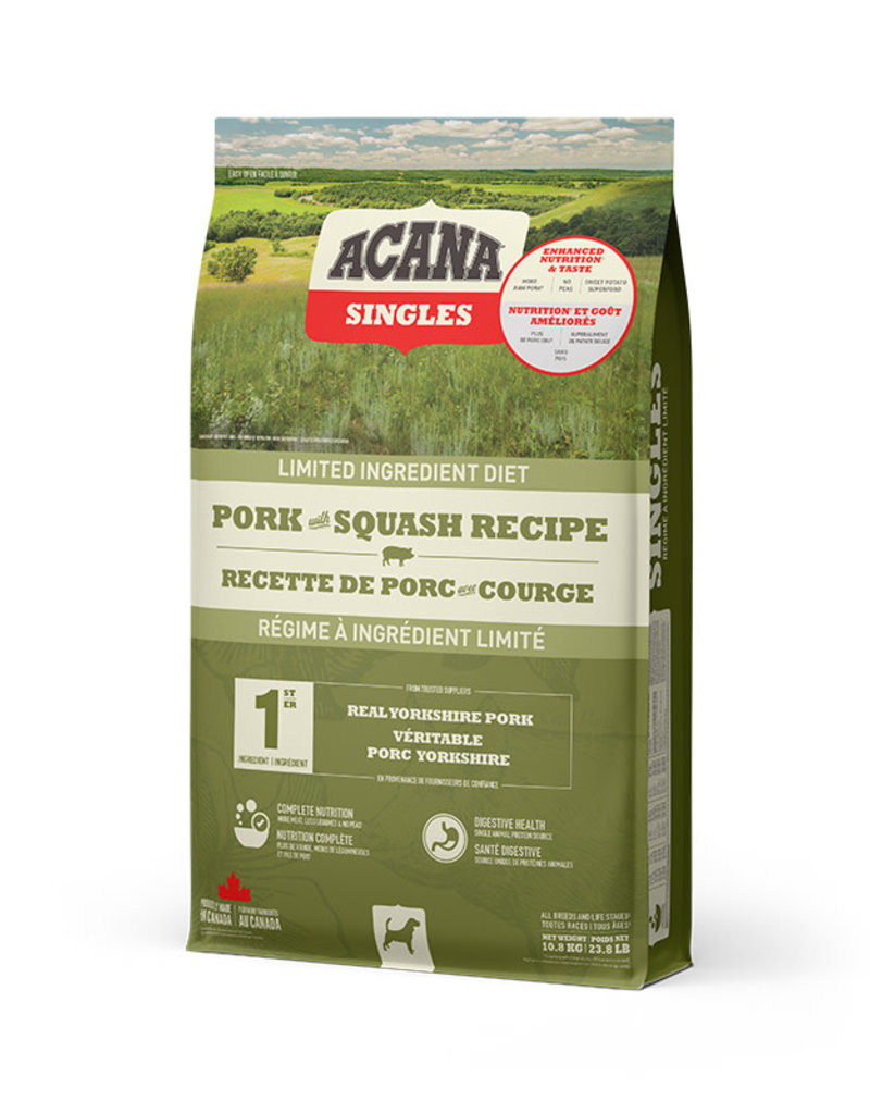 Acana Acana Pork with Squash Recipe 1.8kg