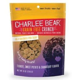 Bear Crunch Charlee Bear Bear Crunch Turkey, Sweet Potato & Cranberry 8oz