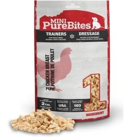 Purebites Purebites Mini Trainers Chicken Breast 60g