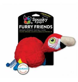 Spunky Pup Spunk Pup Furry Friends Parrot