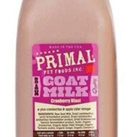 leis Primal Goat Milk Cranberry  32oz