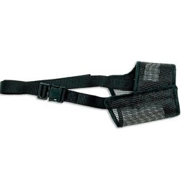 Best Fit Mesh Muzzle Black Size 3
