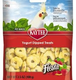Kaytee Kaytee Strawberry Banana Flavour Yogurt Dipped Bird Treat 3.5oz