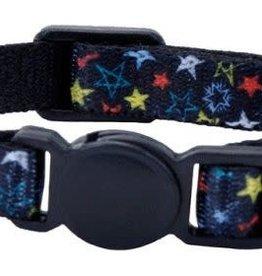 Lil Pals Lil Pals Elastic Kitten Collar - Stars