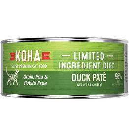 Koha koha Limited Ingredient Diet - Duck Pate 5.5 oz