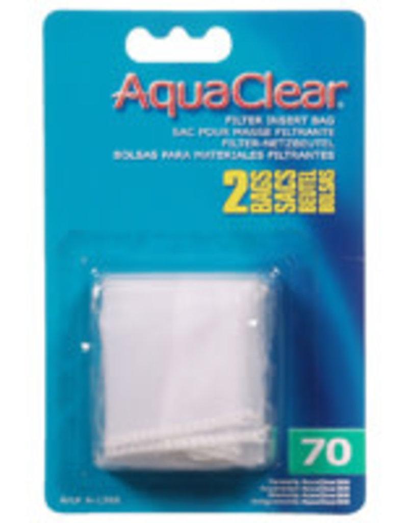 Aqua Clear AquaClear Nylon Filter Media Bags for AquaClear 70 Power Filter - 2pk