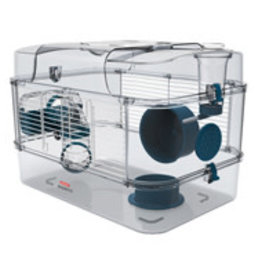 Zolux Zolux Rody3 Solo Hamster Cage - 1 Story - Blue