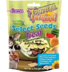 Tropical Carnival Natural Select Seeds Treat 3.5 oz