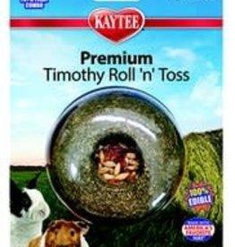 Kaytee Kaytee Premium Timothy Roll 'n' Toss