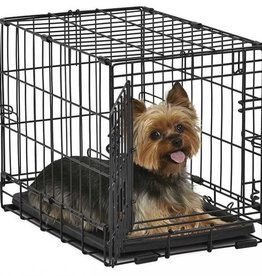MidWest Homes Contour Dog Crate 18in