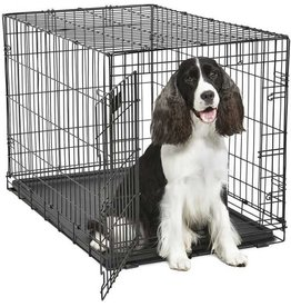 MidWest Homes Contour Dog Crate 36in