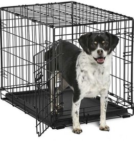 MidWest Homes Contour Dog Crate 24in