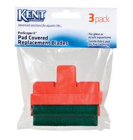 Kent Marine Kent Pad Covered Blades for ProScraper II - 3 pk