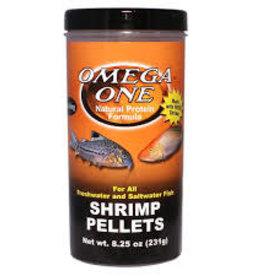 Omega One Shrimp Pellets 8.25oz