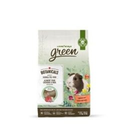 Living World Green Botanicals Adult Guinea Pig Food - 1.36 kg (3 lbs)