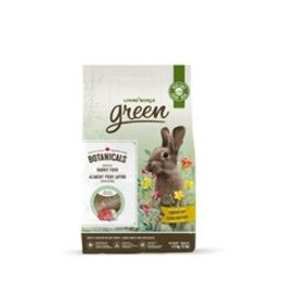 Living World Green Botanicals Adult Rabbit Food - 1.36 kg (3 lbs)