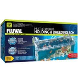 Fluval Multi-Chamber Holding & Breeding Box - 26 x 14 x 12 cm (10.25 in L x 5.5 in W x 4.75 in H)