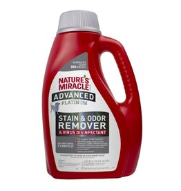 NATURE'S MIRACLE ADV DISNFECTANT S&O REMOVER DOG 64 oz