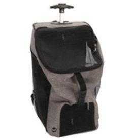 Dogit Dogit Explorer Soft Carrier 2-in-1 Wheeled Carrier/Backpack - Gray