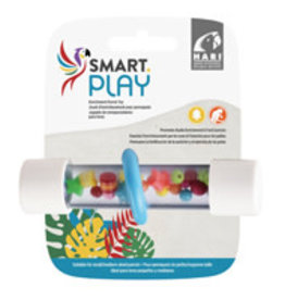 hari Hari Smart Play Enrichment Parrot Toy - Rattle Foot Toy