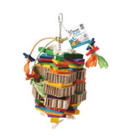 hari Hari Smart Play Enrichment Parrot Toy - Triple Dynamite