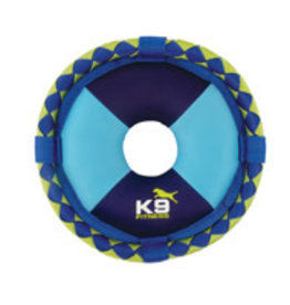 Zeus K9 Fitness Hydro Dog Toy - Braided Ring - 22 cm dia. (8.75 in)