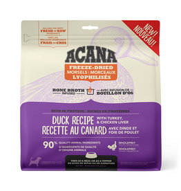 Acana Acana Freeze-Dried Morsels - Duck Recipe 227g