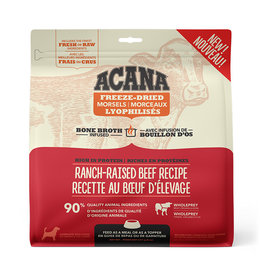 Acana Acana Freeze-Dried Morsels - Ranch Raised Beef Recipe 227g